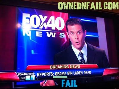 Al Qaeda no existe - Bin Laden ha muerto Fox